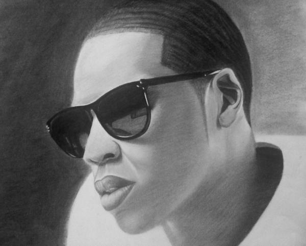 Jay-Z por Malik-2K10
